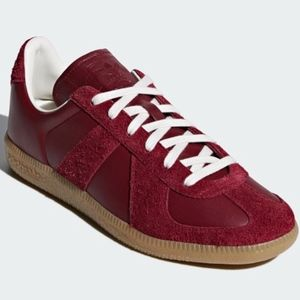 Adidas BW Army Collegiate Burgundy Leather Shoes